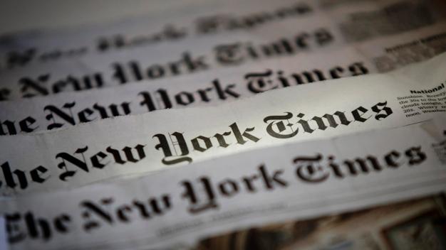 New York Times Feed custom WordPress plugin
